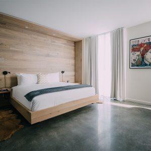 Bedroom and Art