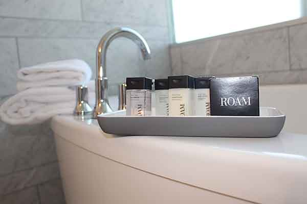 Bathroom with Soap