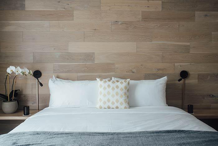 The Preston House & Hotel Bed