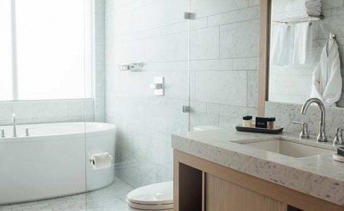 The Preston House & Hotel Bathroom