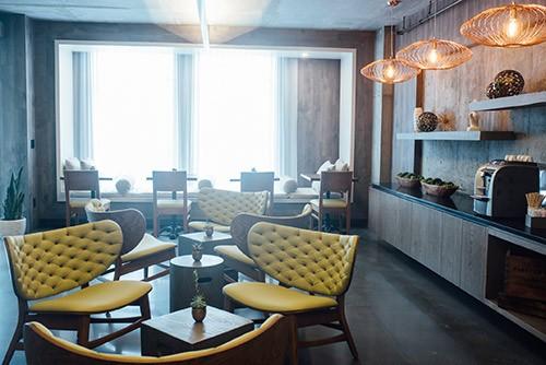 The Preston House & Hotel Lounge