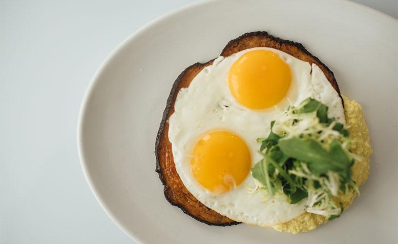 Red Eggs & Ham