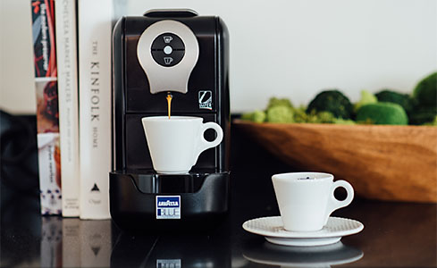 Lavazza Espresso Machine