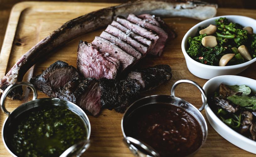 The Preston House Prime Strip Steak