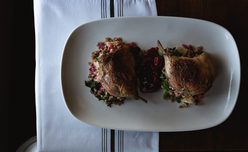 Crescent Farm Duck Confit