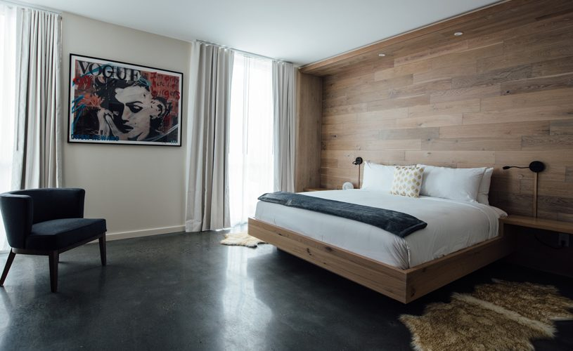 Preston Suite Bed