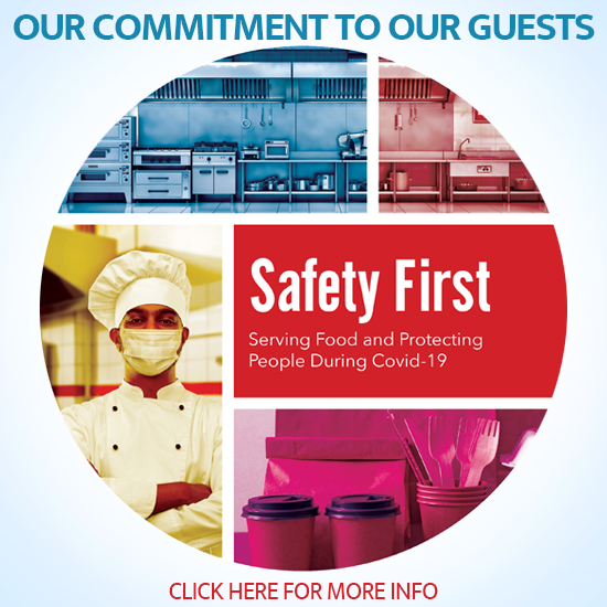 Safety of our Guests