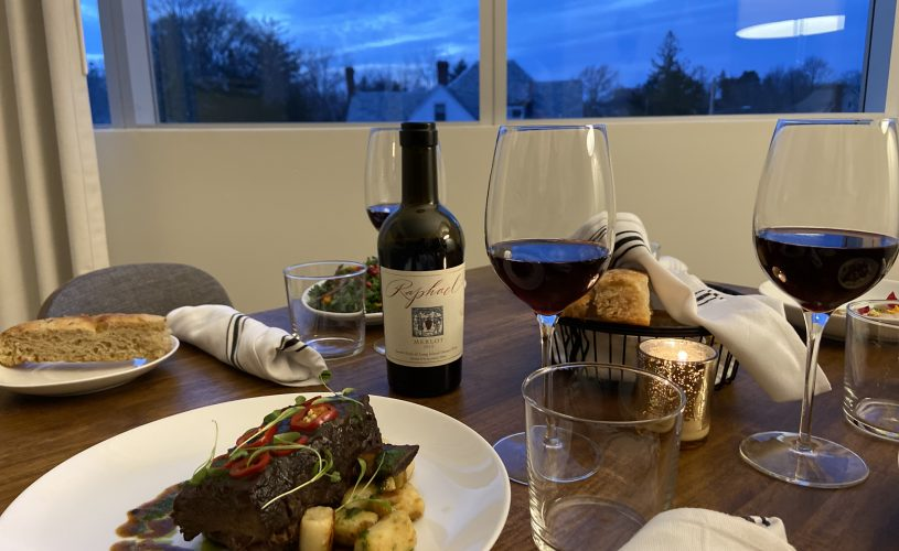 Preston Dinner