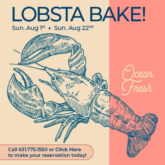 Preston Lobsta Bake
