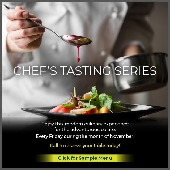 Chef Tasting Series